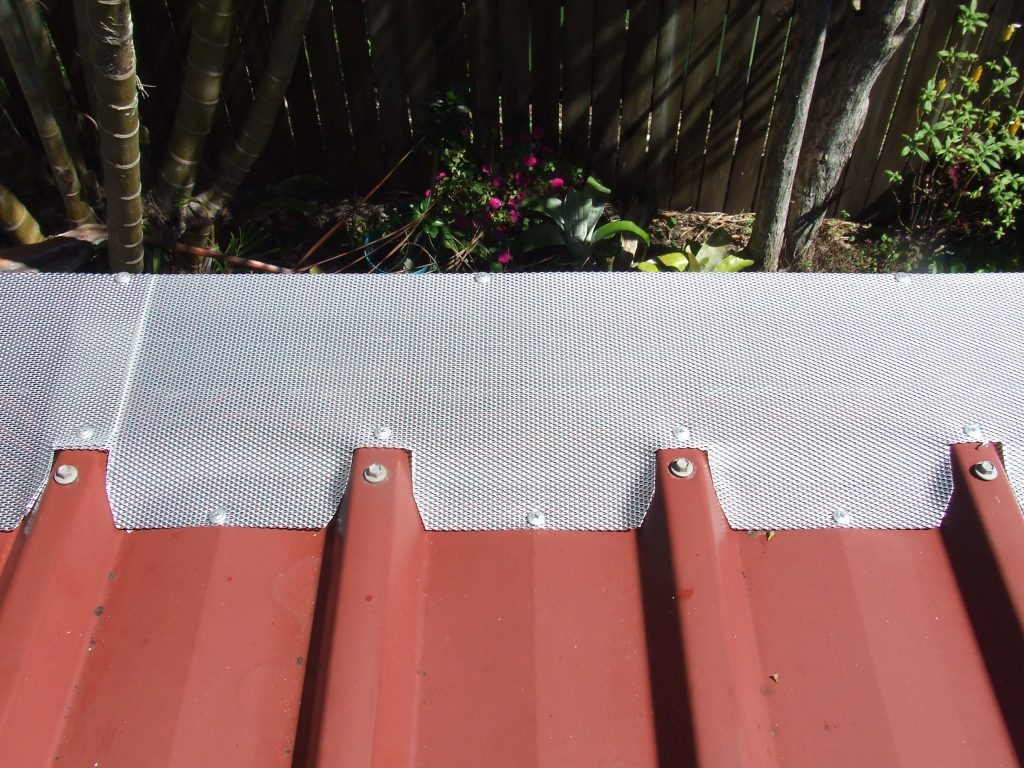gutter guard installation brisbane